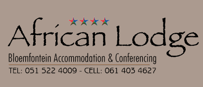 African Lodge Accommodation in Bloemfontein Attractions